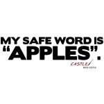 My Safe Word is Apples