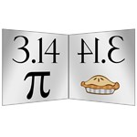 PI 3.14 Reflected as PIE