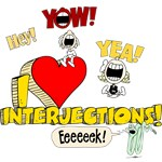 I Heart Interjections - Schoolhouse Rock!