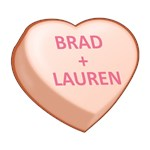 BRAD + LAUREN