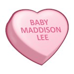 BABY MADDISON LEE