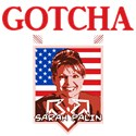 The World According to Sarah Palin - Gotcha