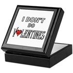 Anti-Valentine Keepsake Box