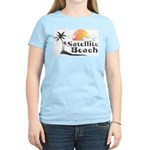 Satellite Beach Women's Light T-Shirt