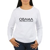 Logical Obama Women's Long Sleeve T-Shirt