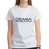 Logical Obama Women's T-Shirt