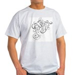 Squiggle Light T-Shirt