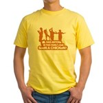 Chicken Dance Yellow T-Shirt