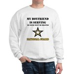National Guard - My Boyfriend Sweatshirt