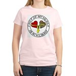 Part of my Heart - Kuwait Women's Light T-Shirt