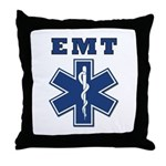 EMT Throw Pillow