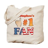 I'm Stephen's #1 Fan Tote Bag