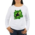 Save the Rainforest Women's Long Sleeve T-Shirt