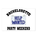 Bachelorette Party Invitations Postcards (8)