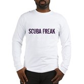 Scuba Freak Long Sleeve T-Shirt