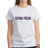 Scuba Freak Women's T-Shirt
