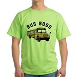 Truck Drivers Organic Cotton Tee