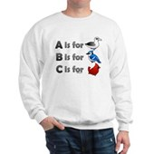 B is for Birdorable Sweatshirt
