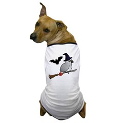 Birdorable African Grey Witch Dog T-Shirt