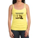 OIF Support our Soldiers Jr. Spaghetti Tank