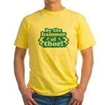 By the Hammer of Thor Yellow T-Shirt