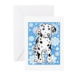Dalmatian Holiday Cards