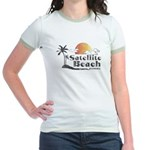 Satellite Beach Jr. Ringer T-shirt
