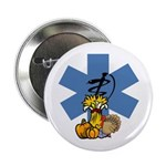 "Thanksgiving EMS 2.25"" Button"