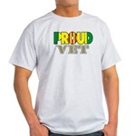 Proud Vietnam Veteran Vet Light T-Shirt
