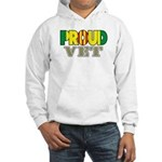 Proud Vietnam Veteran Vet Hooded Sweatshirt