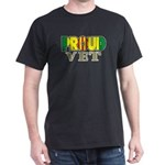 Proud Vietnam Veteran Vet Dark T-Shirt