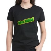 Dive Talkin' Women's Dark T-Shirt