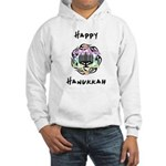 Hanukkah Chanukah Hooded Sweatshirt