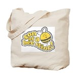 Son of a Bee Sting! Tote Bag