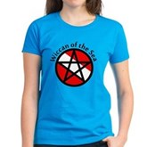 Wiccan of the Sea Women's Dark T-Shirt