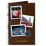 British/London Travel Journal