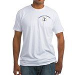 Air National Guard - Freedom Fitted T-Shirt