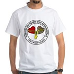 Part of my Heart - Afghanistan White T-Shirt