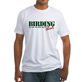 Birding Slut Fitted T-Shirt