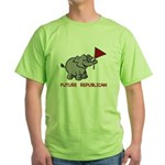 Future Republican Green T-Shirt