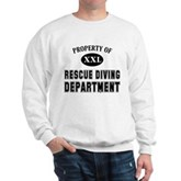 Rescue Diving Department Sweatshirt