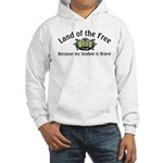 Land of the Free, Seabee Hooded Sweatshirt