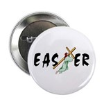 "Easter Cross 2.25"" Button (10 pack)"