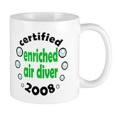 Enriched Air Diver 2008 Mug