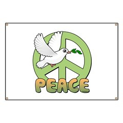 Birdorable Peace Dove Banner