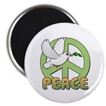 Birdorable Peace Dove Magnet