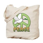 Birdorable Peace Dove Tote Bag