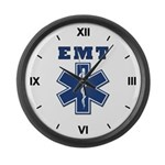 EMT Rescue Giant Clock