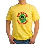 Keep Your Cures Yellow T-Shirt