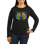 Celebrate Autistic Spectrum Women's Long Sleeve Da